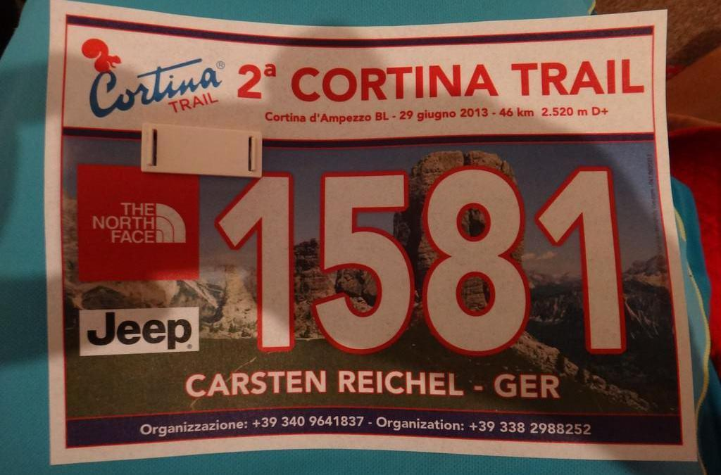 Cortina Trail 2013