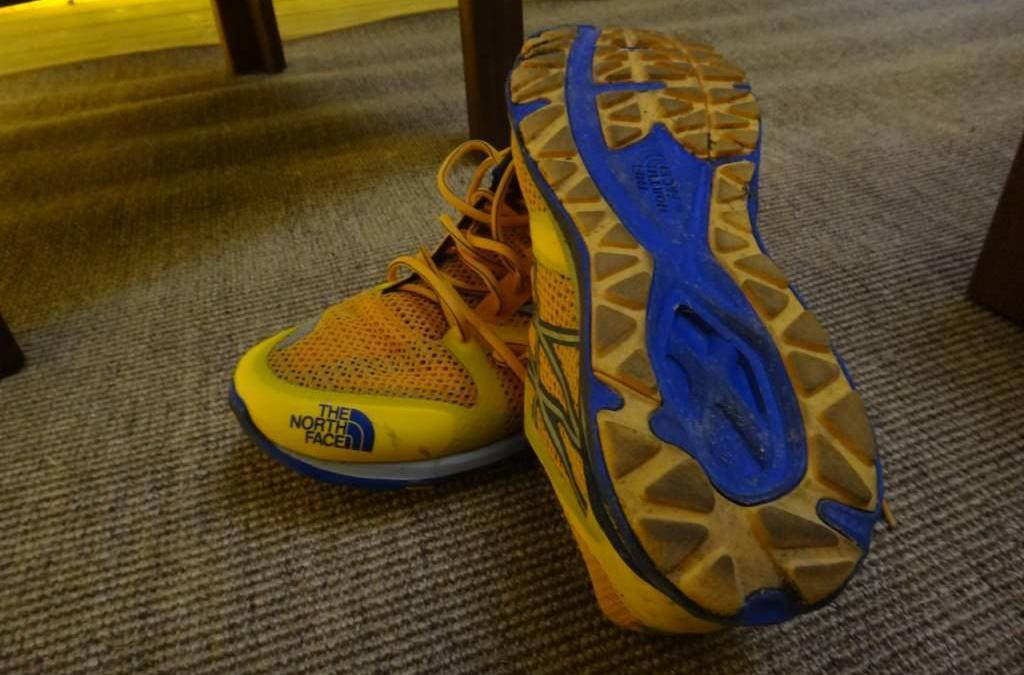 The North Face – Hyper Track – Trailrunningschuh