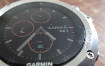 Garmin – Fenix 3 – GPS-Uhr