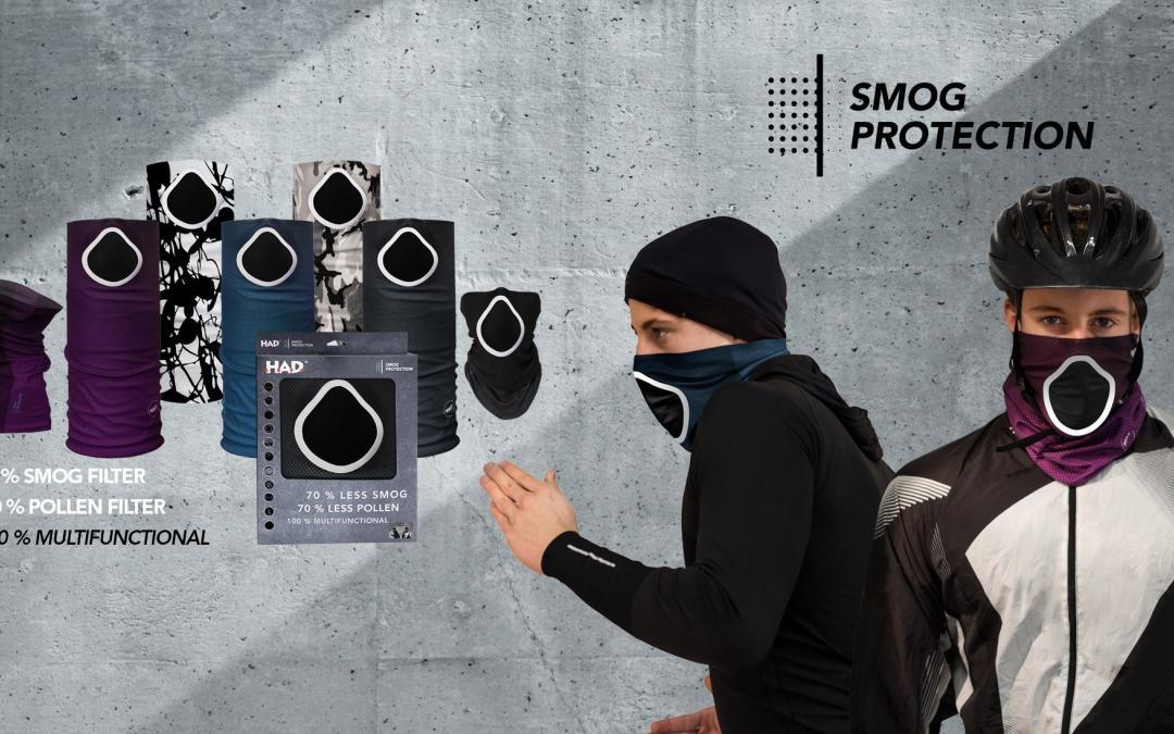 Weltneuheit H.A.D.® Smog Protection©