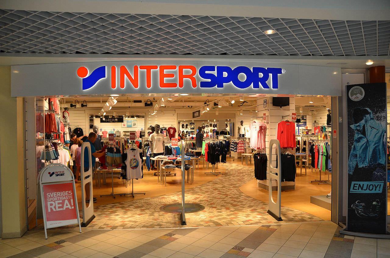 InterSport logo : histoire, signification et évolution