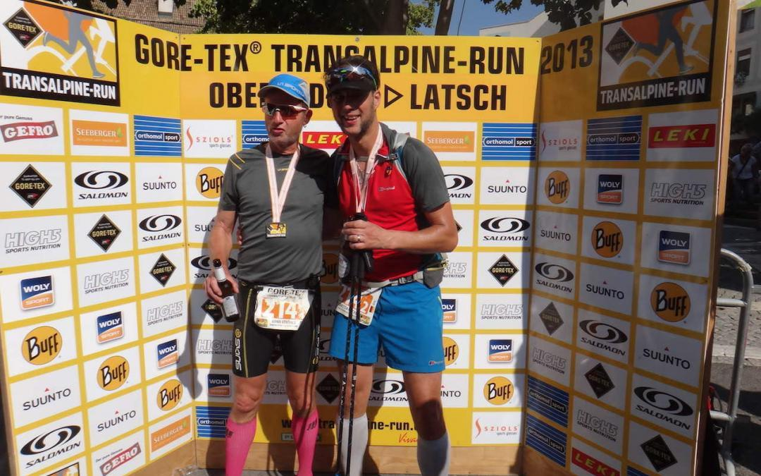 Transalpine Run 2013 – die achte Etappe – der Bericht