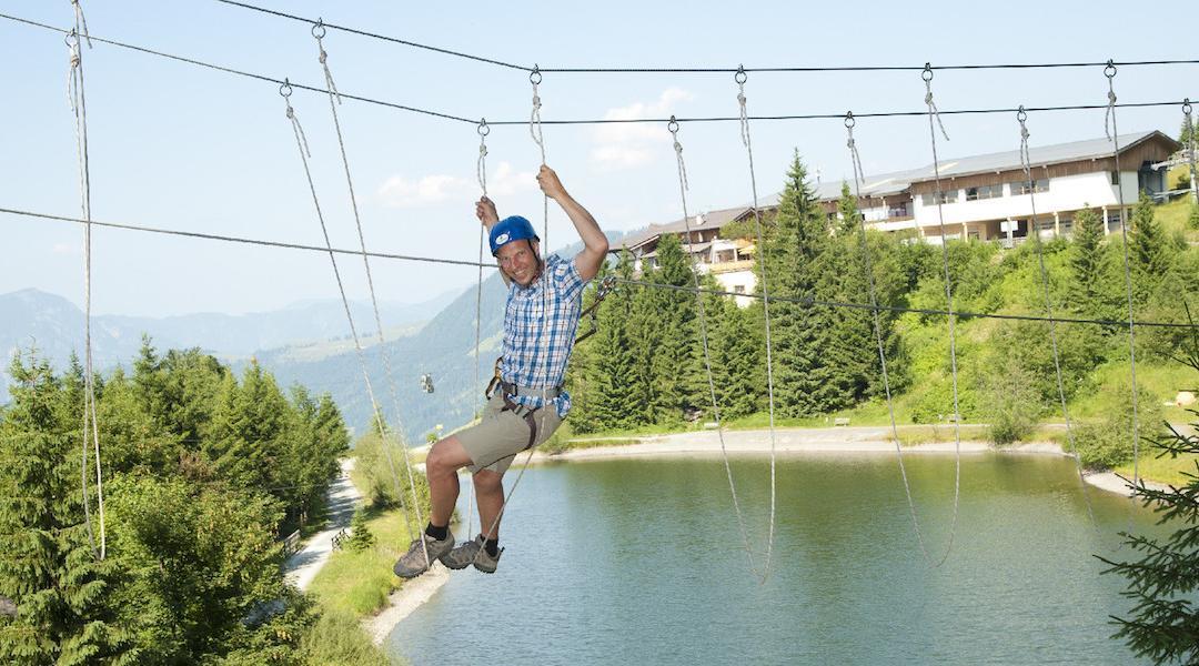 Mit der Kitzbühel Alpen Sommer Card zum Bergerlebnis