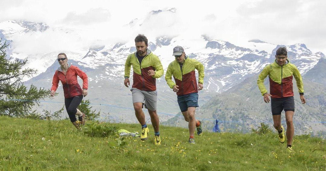 Trailrunning im Aosta-Tal
