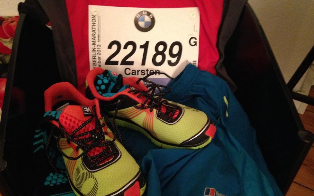 Der Monster-Laufevent – Berlin Marathon