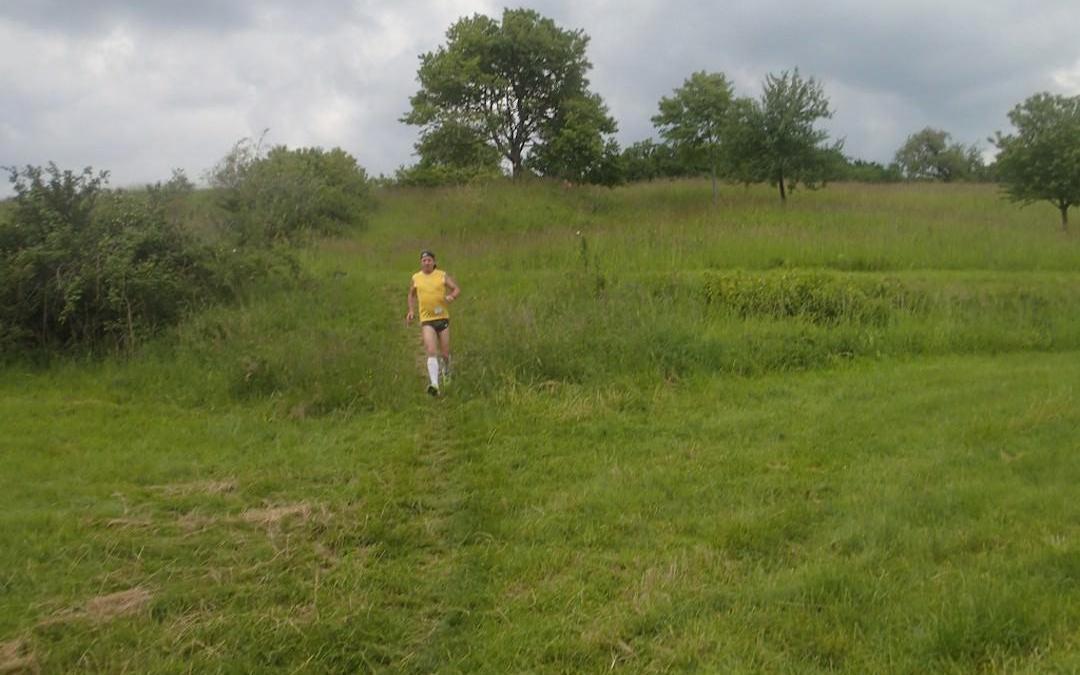 Bergab laufen – so geht's richtig