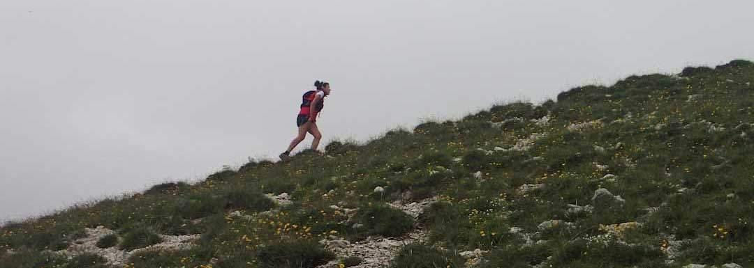 Bergauf laufen – so geht's