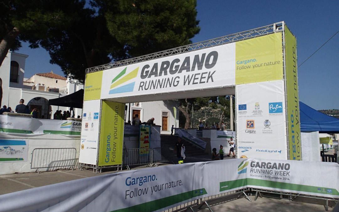 GarganoRunningWeek – Laufen – Baden – Feiern