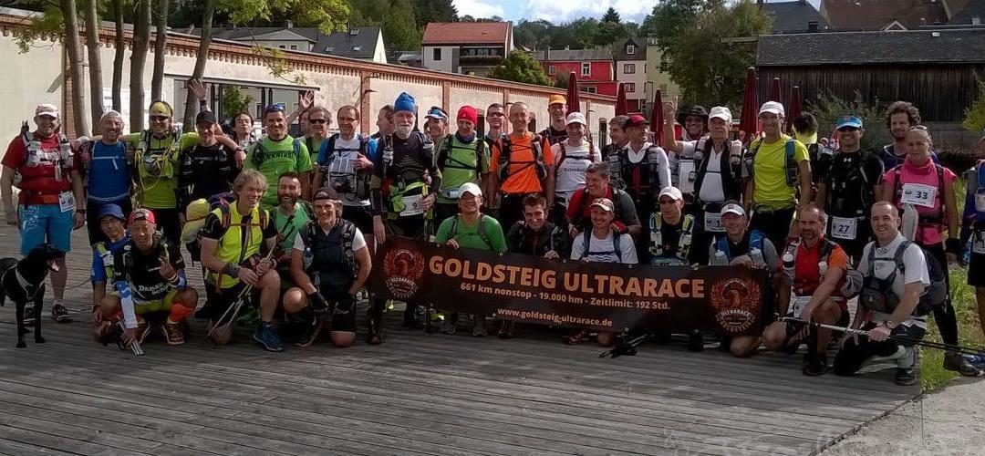 Holger Eisele wird Zweiter beim Goldsteig Ultra-Race
