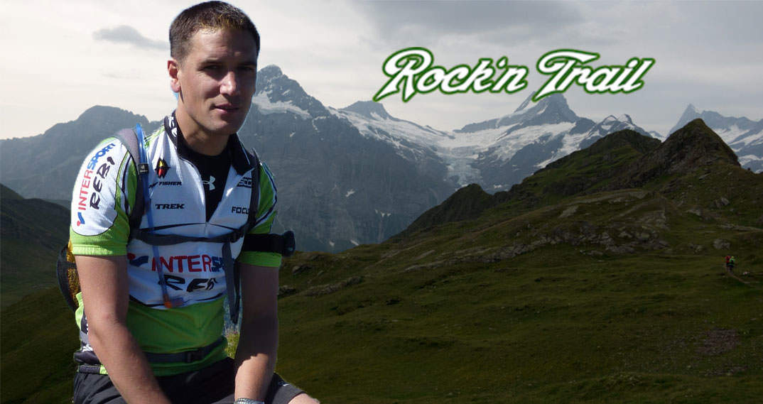 Holger Eisele verstärkt das Team Rock'n Trail