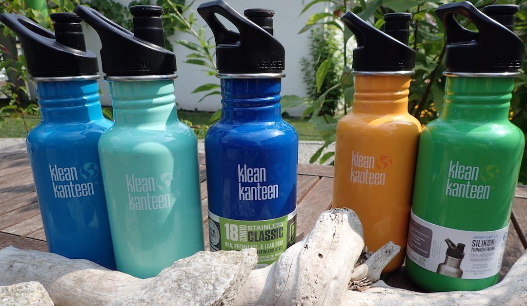 Klean Kanteen – Classic Trinkflaschen