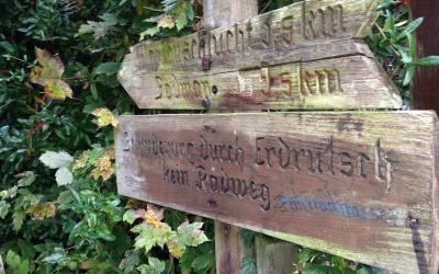 Trailrunning in der Marienschlucht