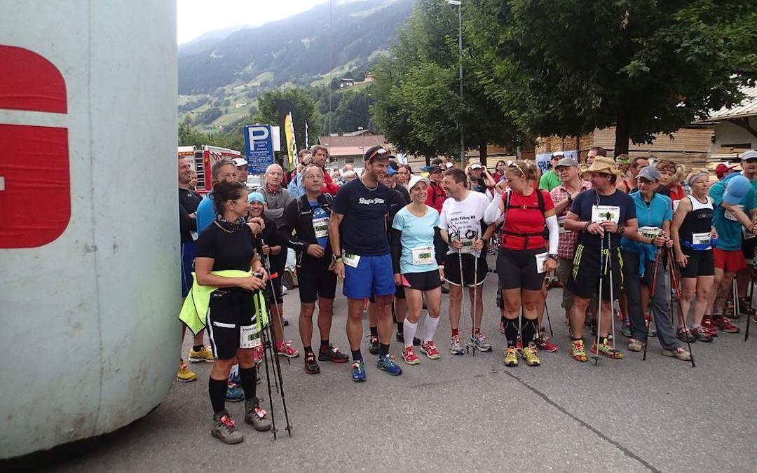 Montafon – Arlberg Marathon 2014