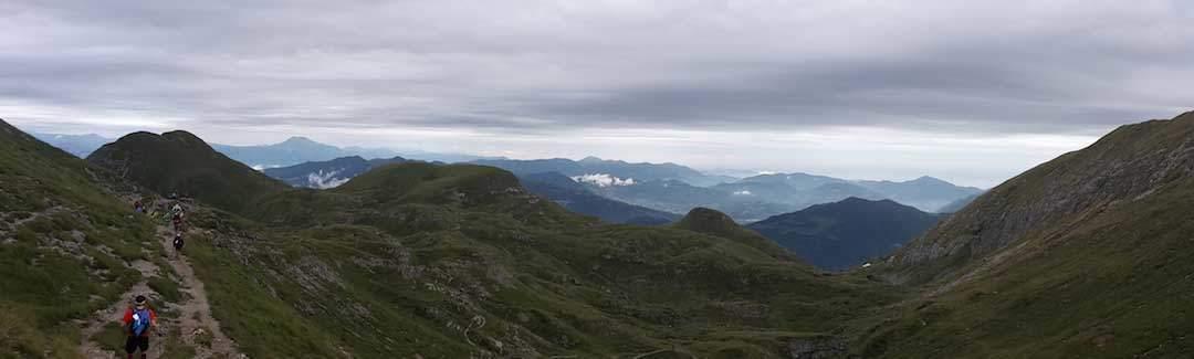 Orobie Ultratrail – Durch die Berge nach Bergamo