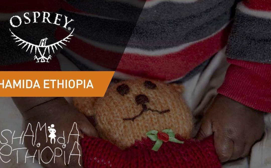 Osprey Europe wird Partner von Shamida Ethiopia Stiftung