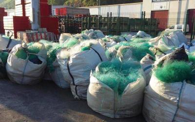 Ternua recycelt ausrangierte Fischernetze