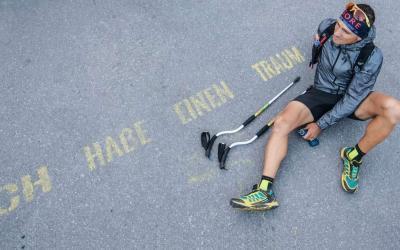 RUN2 auf dem GORE-TEX® Transalpine Run