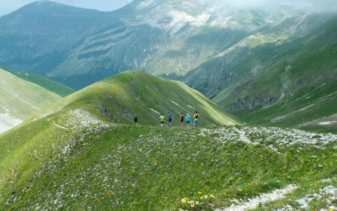 Monte Sibillini – Wo Freunde neue Trails erkunden