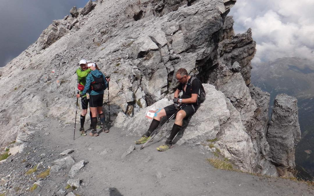 Transalpine Run 2013 – die siebte Etappe – der Bericht