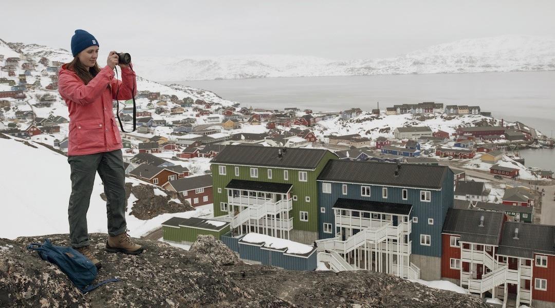 Grönland mit den Augen des Künstlers