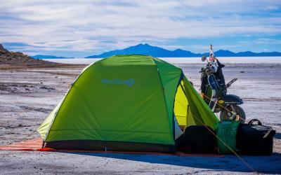 RedFox bietet robuste Zelte für 2018