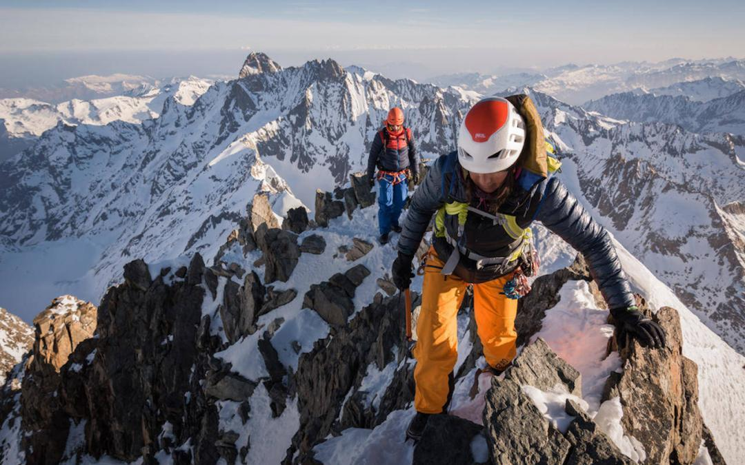"Salomon TV zeigt ""Liv Along the Way"""