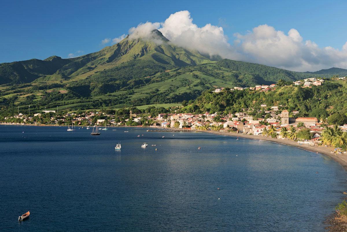 Montagne-Pelee-Martinique