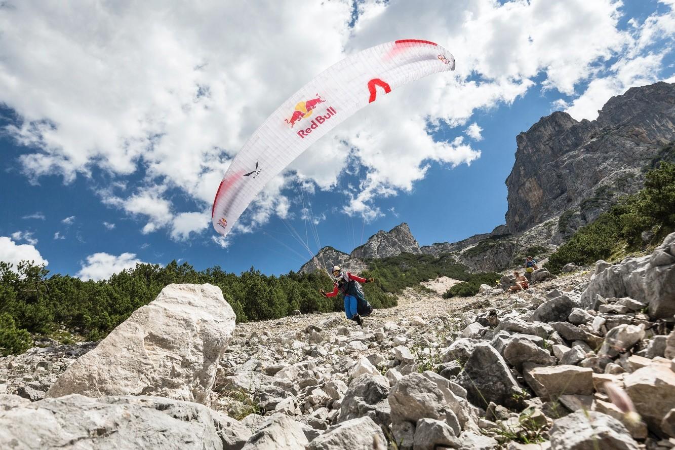 Red Bull X-Alps bereitet sich mit neuen Partnern auf 2019 vor