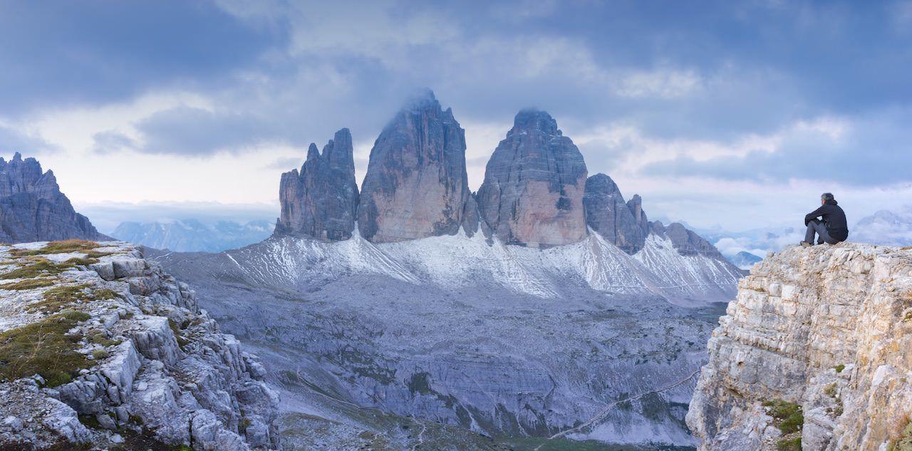 Zwei neue Höhenwege in Südtirol eröffnet
