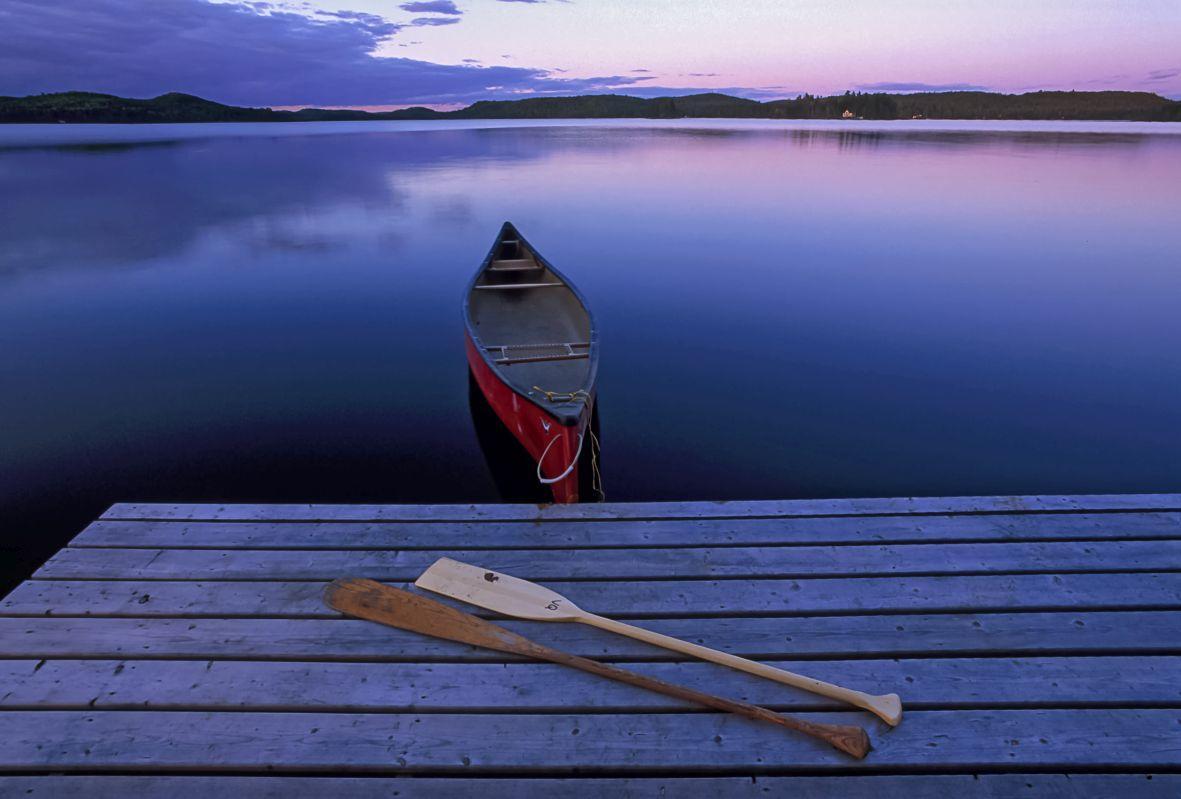 Kanada per Kanutour und Hausboot