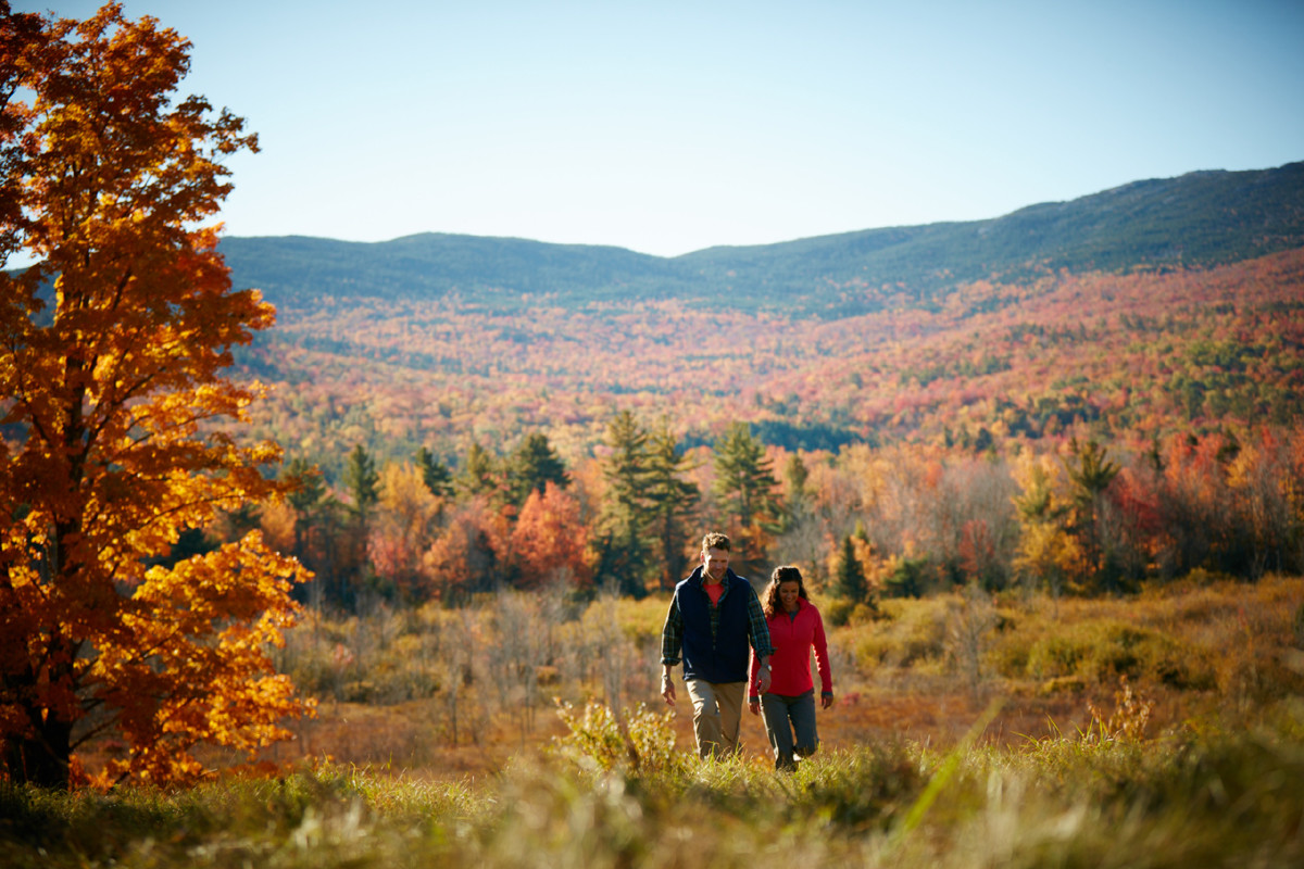 Indian Summer-Wandern am Mount Monadnock (c) New Hampshire Division of Travel and Tourism