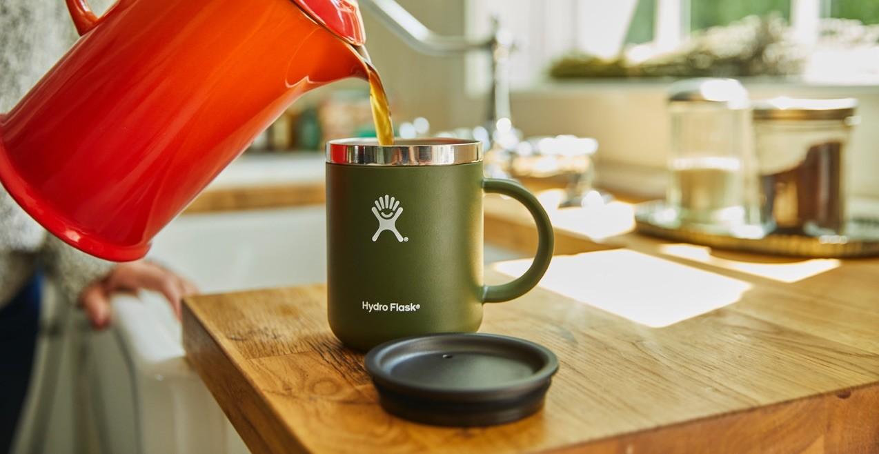 Kaffee trinken mit Stil: im neuen Hydro Flask Coffee Mug