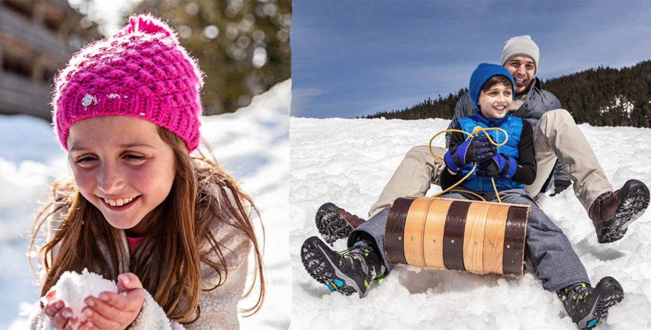 Warme Winterstiefel für schneehungrige Kids