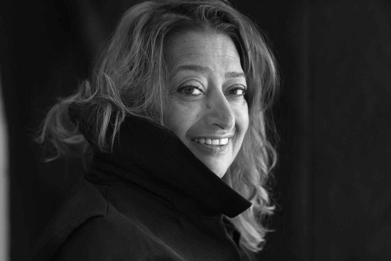 Zaha Hadid by Brigitte Lacombe_A