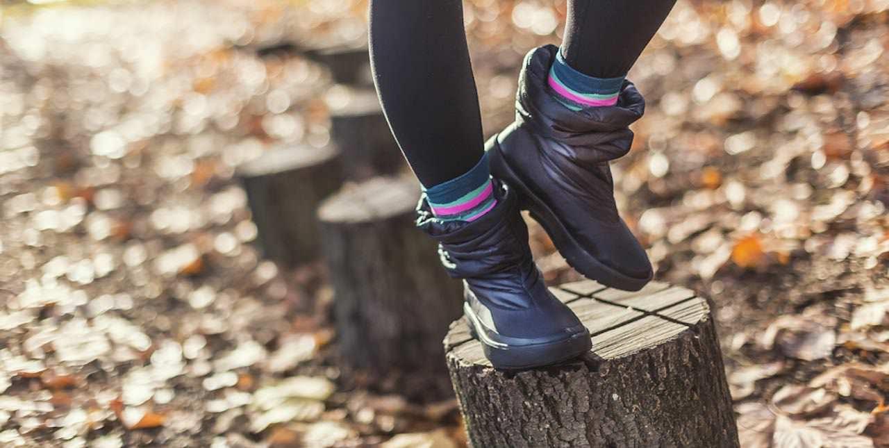 Boots & Booties von Oofos – Ran an die Stiefel