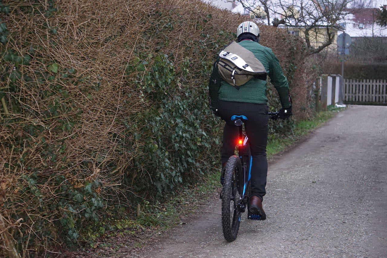 Brannan Pant – Mit Chrome auf dem Bike ins Büro