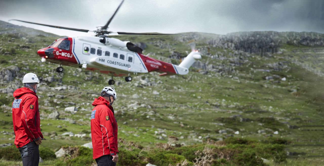 Britische Bergrettungsteams setzen auf Páramo