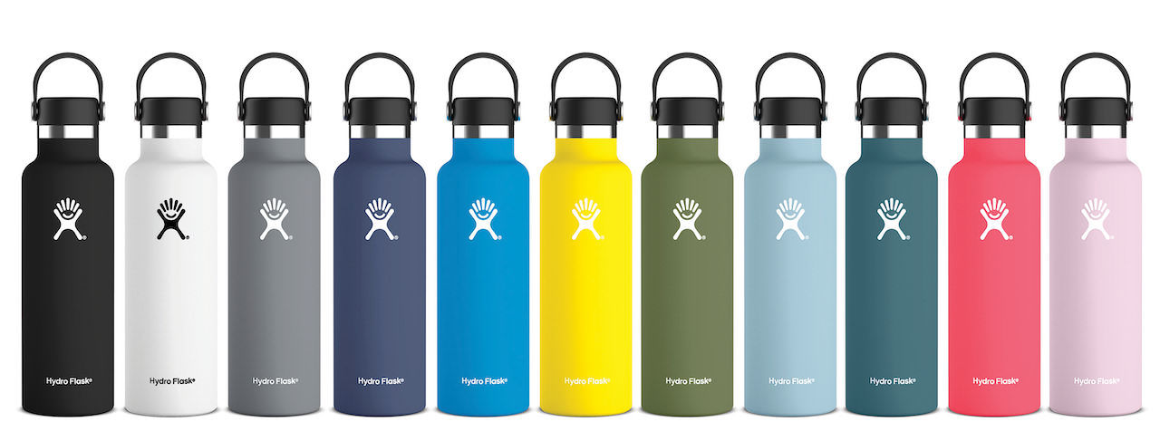 HydroFlask setzt auf Pantone