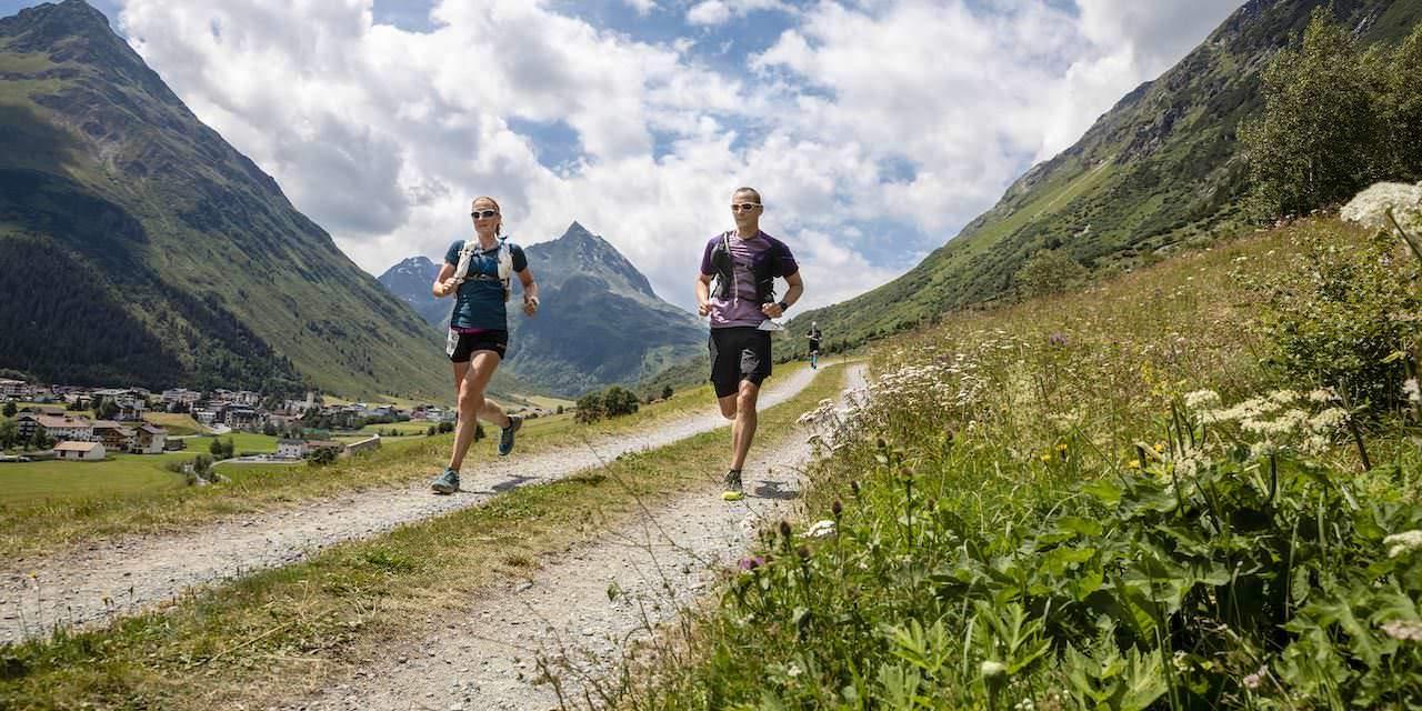 Bergmarathon von Ischgl nach Galtür – der Silvrettarun