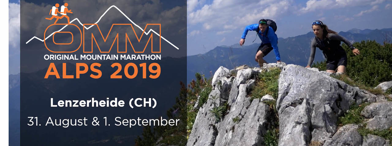 Der OMM Alps 2019 in Lenzerheide