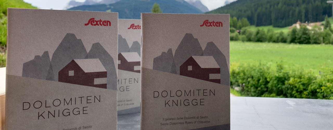 Gewusst wie: Berge richtig erleben mit dem Sexten Dolomiten Knigge