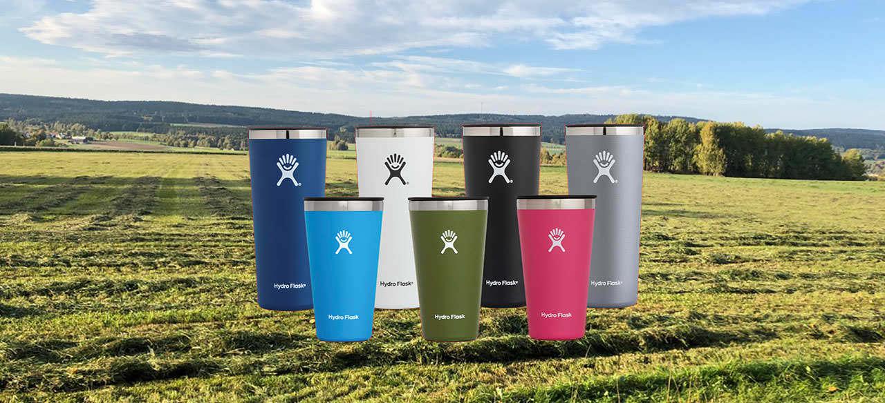 HydroFlask Tumbler – das Glas für unterwegs