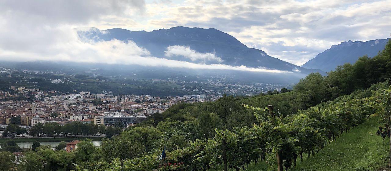 La Direttissima – von der Stadt in die Berge