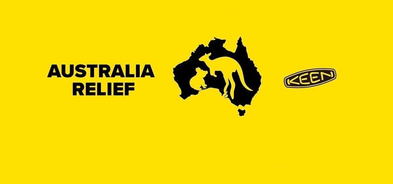 KEEN startet Hilfsprojekt für Australien