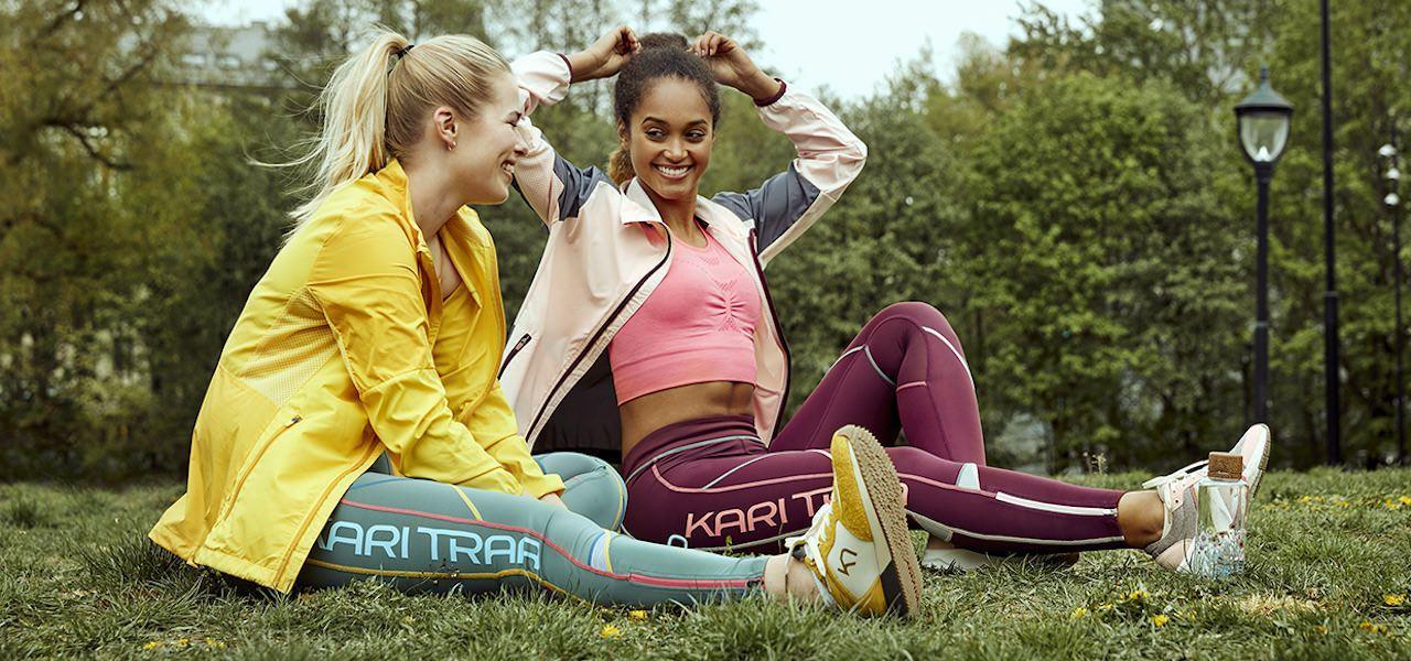 Sportliche Tights – Auch im Übergang richtig ausgestattet