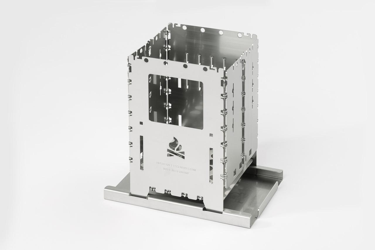 Bushbox XL in Multifunktions-Einschub