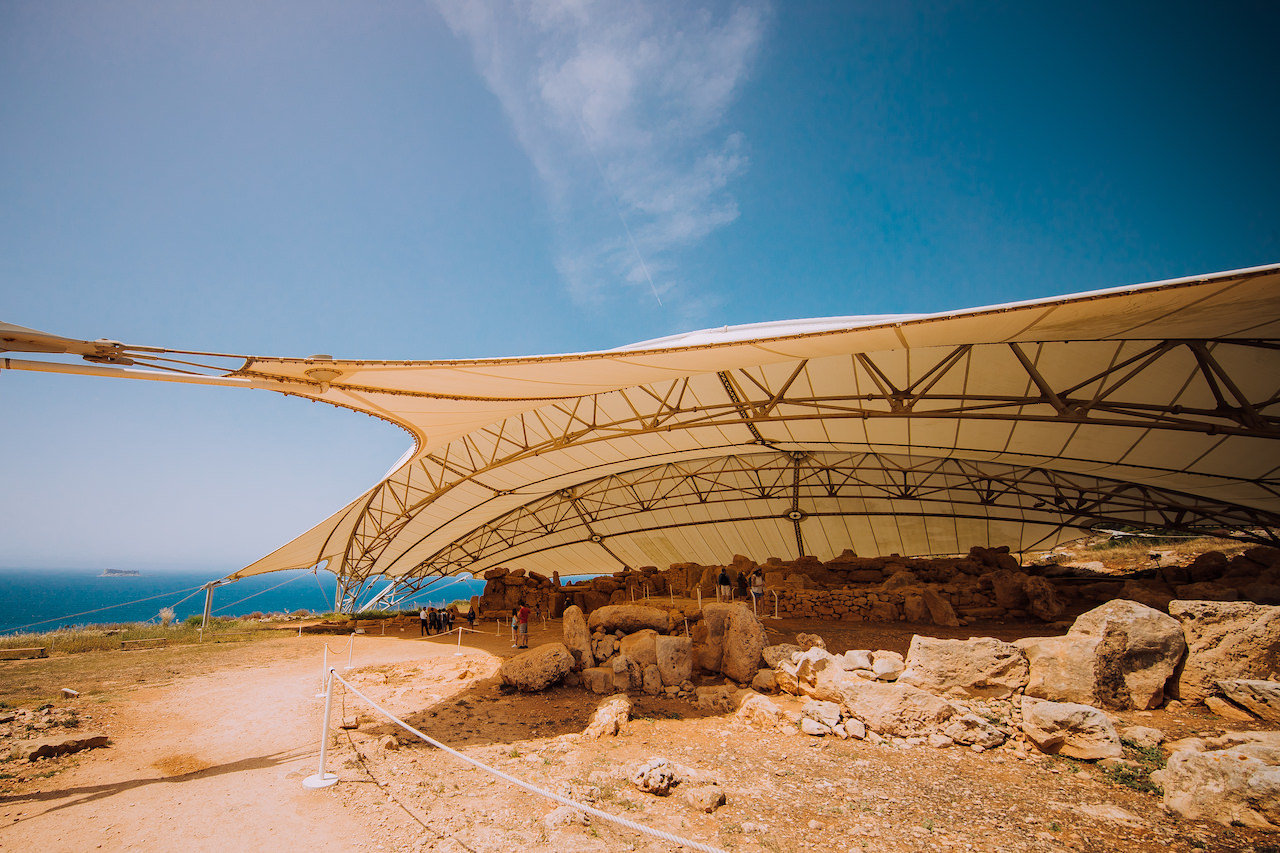 Mnajdra Temples in Zurrieq, Malta (c) Malta Tourism Authority