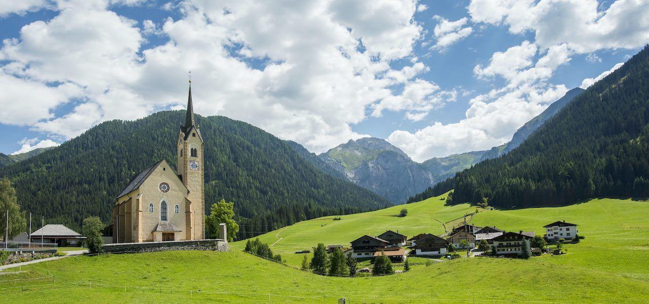 Weitwandern auf dem Iseltrail in Osttirol