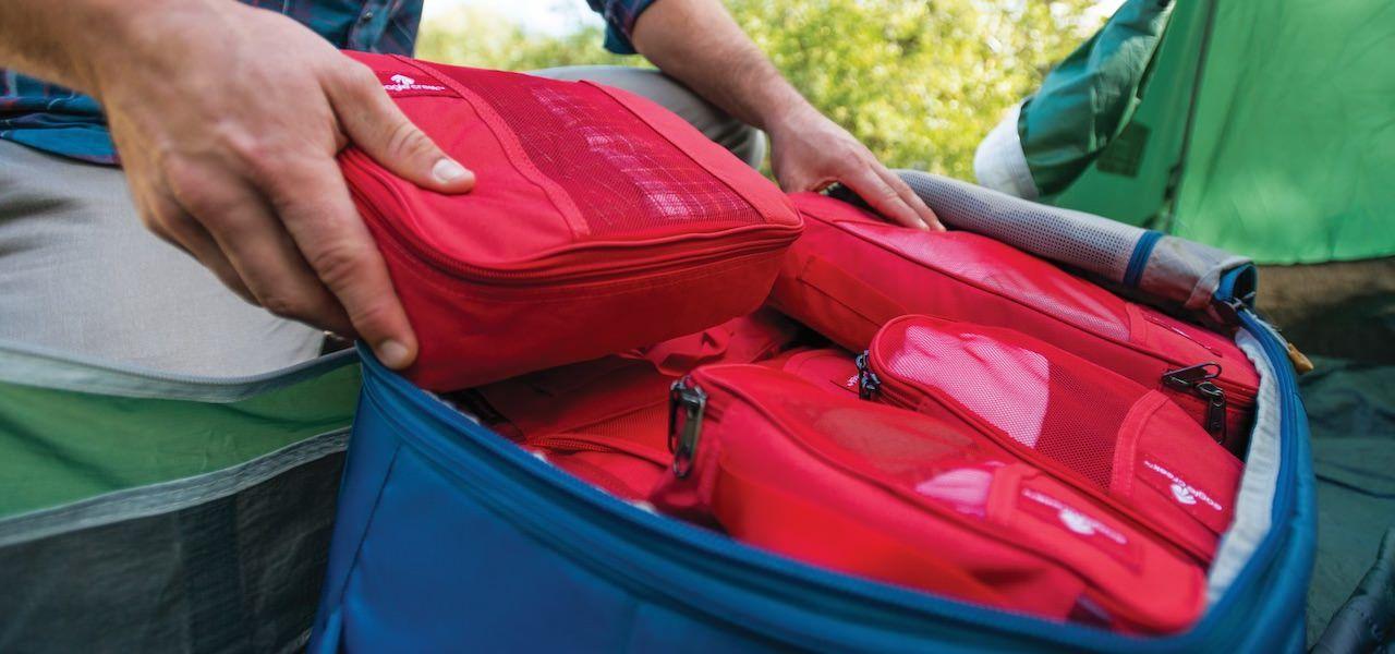 Ordung – im Urlaub bestens organisiert