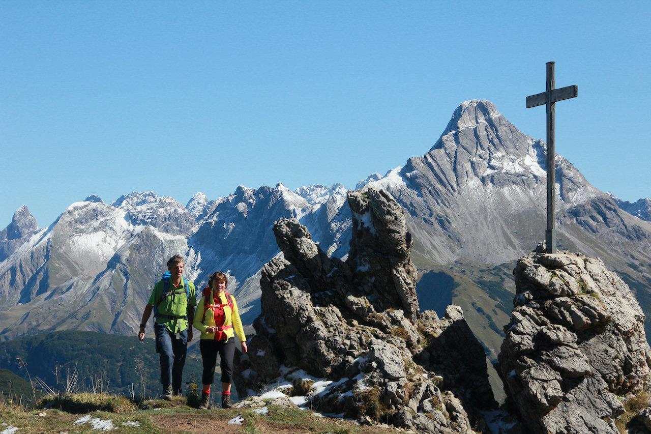LEW_Lechschleife Lech Warth_Speichersee Bergstation©Verein Werbegemeinschaft Lechwege Steffisalpexpress